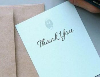 5 Cara Menunjukkan Terima Kasih Kepada Pelanggan Anda